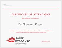 Dr. Shareen Khan