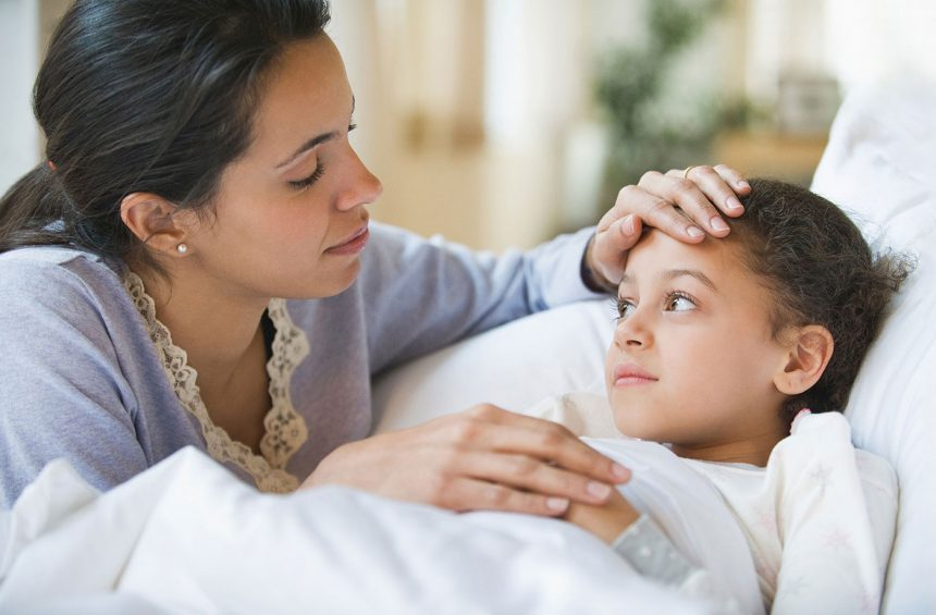 What to do when your child gets sick on a weekend?