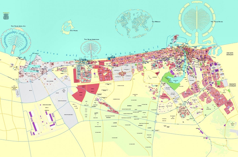 contact-us-dubai-map