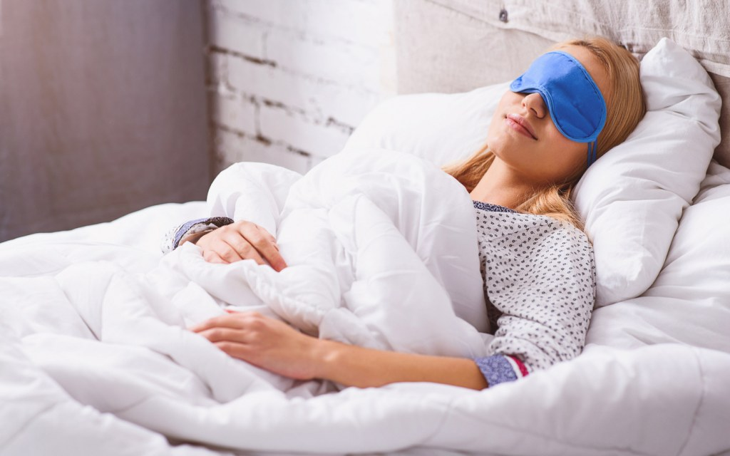 Sleeping Inclined - Home Remedy for Dry Cough