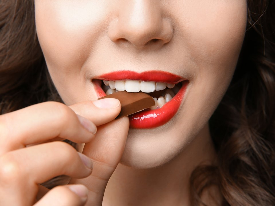 Eat Chocolate - Home Remedy for Dry Cough