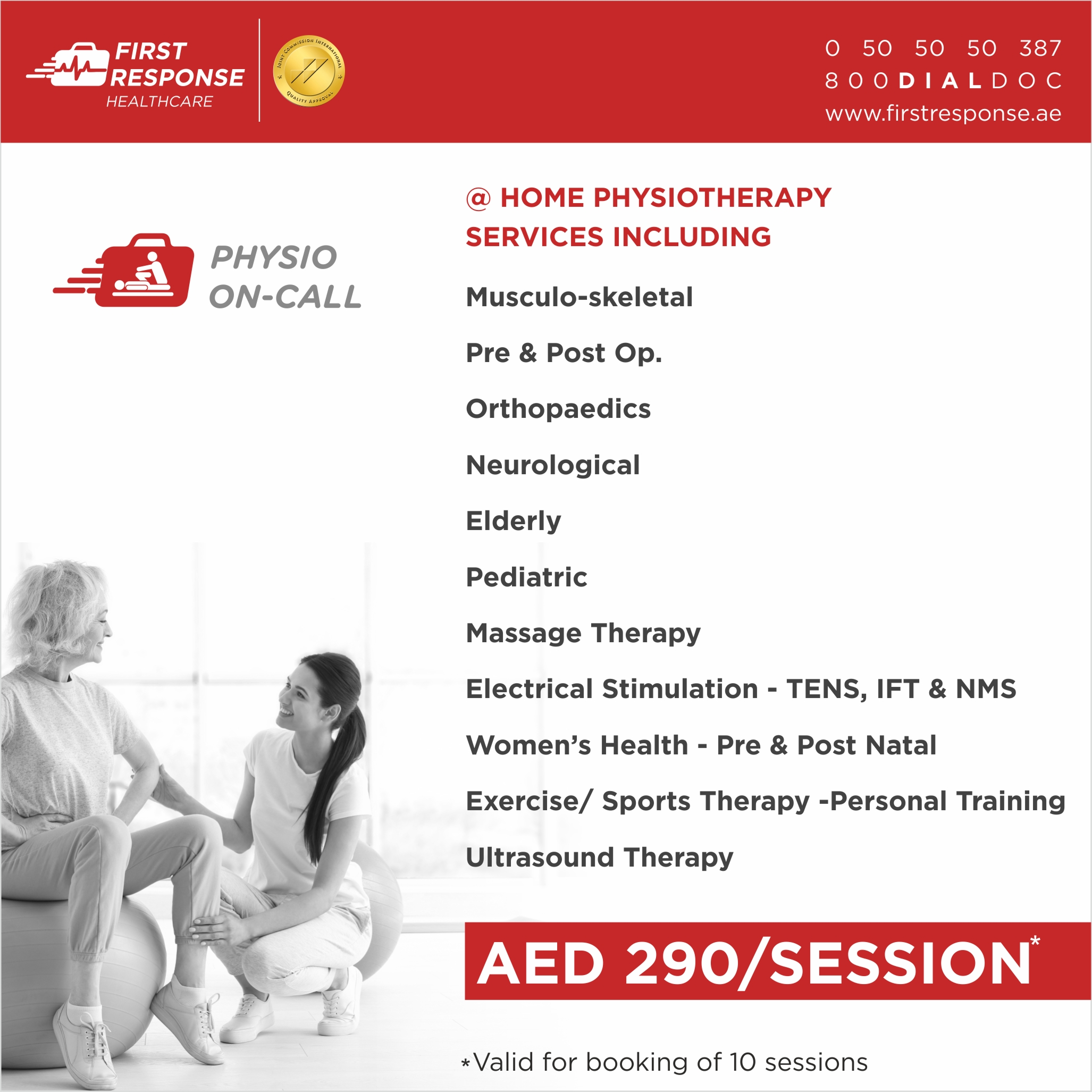All You Need to Know About Home Physiotherapy in Healthcare Sector