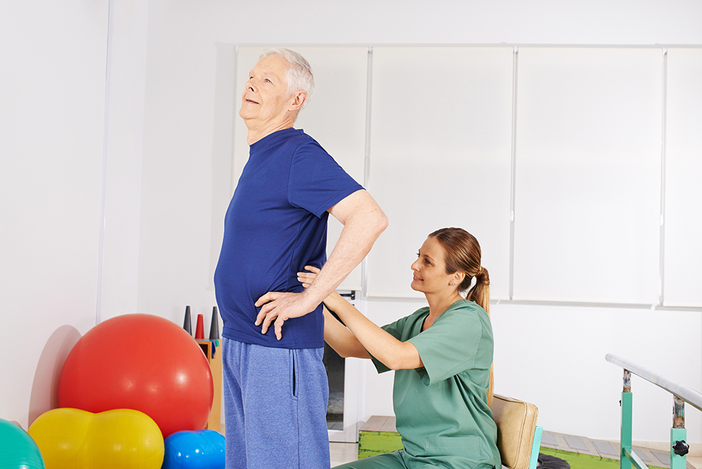 Benefits of Physiotherapy Treatment for Back Pain at Home